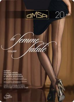 Omsa LA FEMME FATALE 20