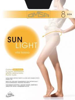 Omsa SUN LIGHT 8 vita bassa